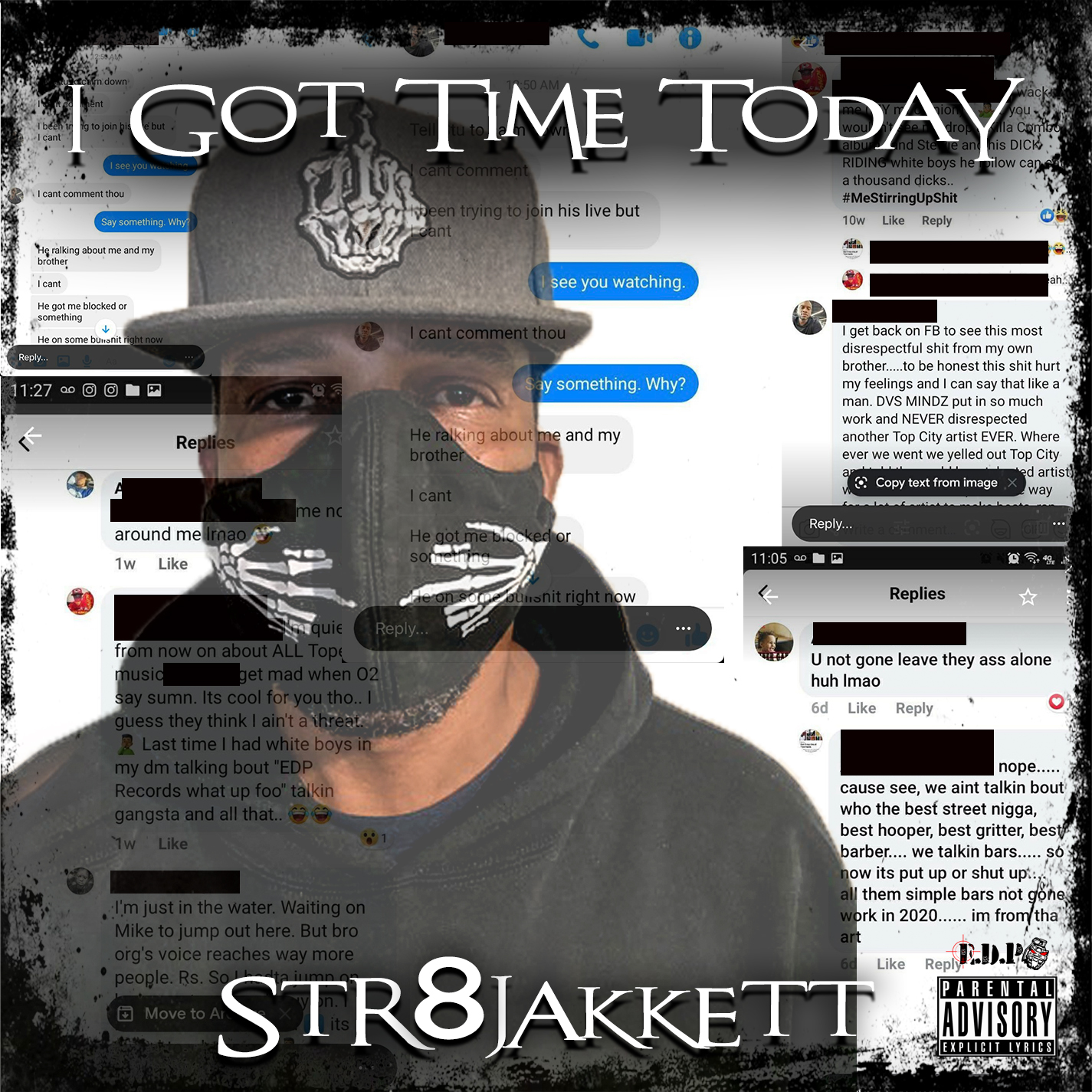 I Got Time Today (single)
