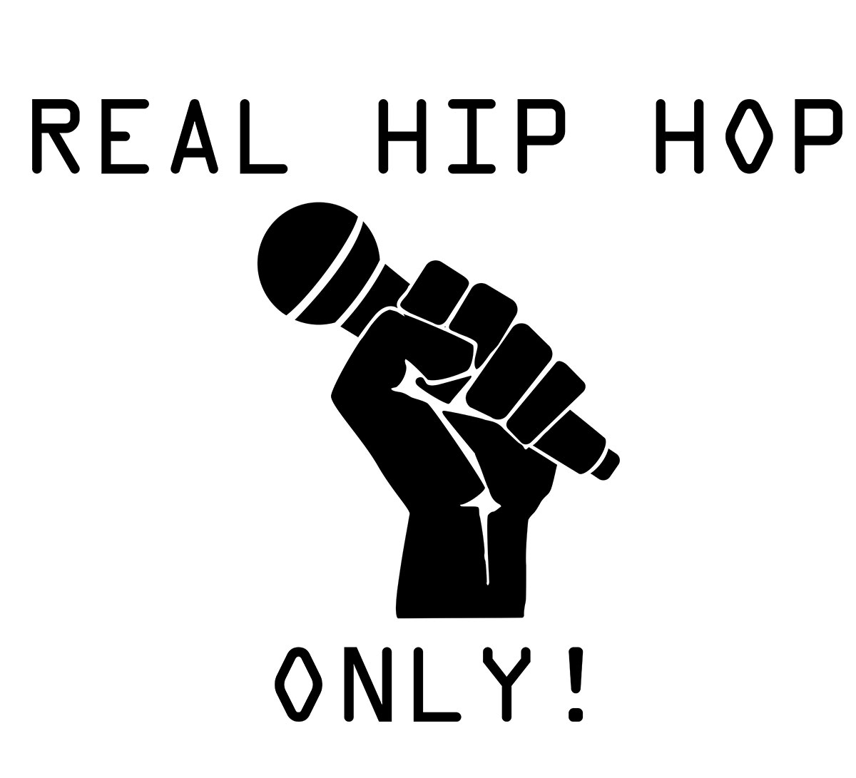 Real Hip Hop Shirt