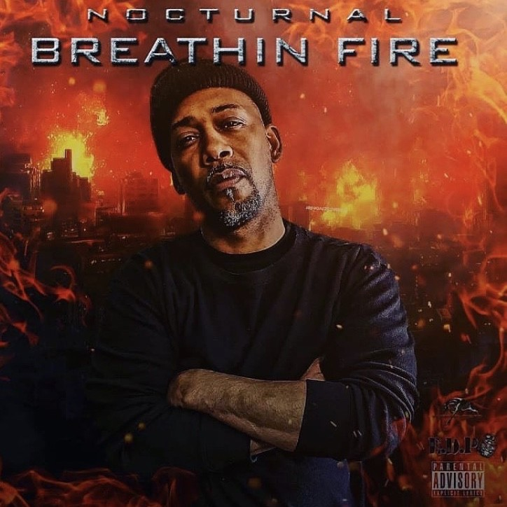 Breathin Fire EP