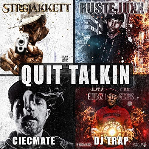 Quit Talkin (single)