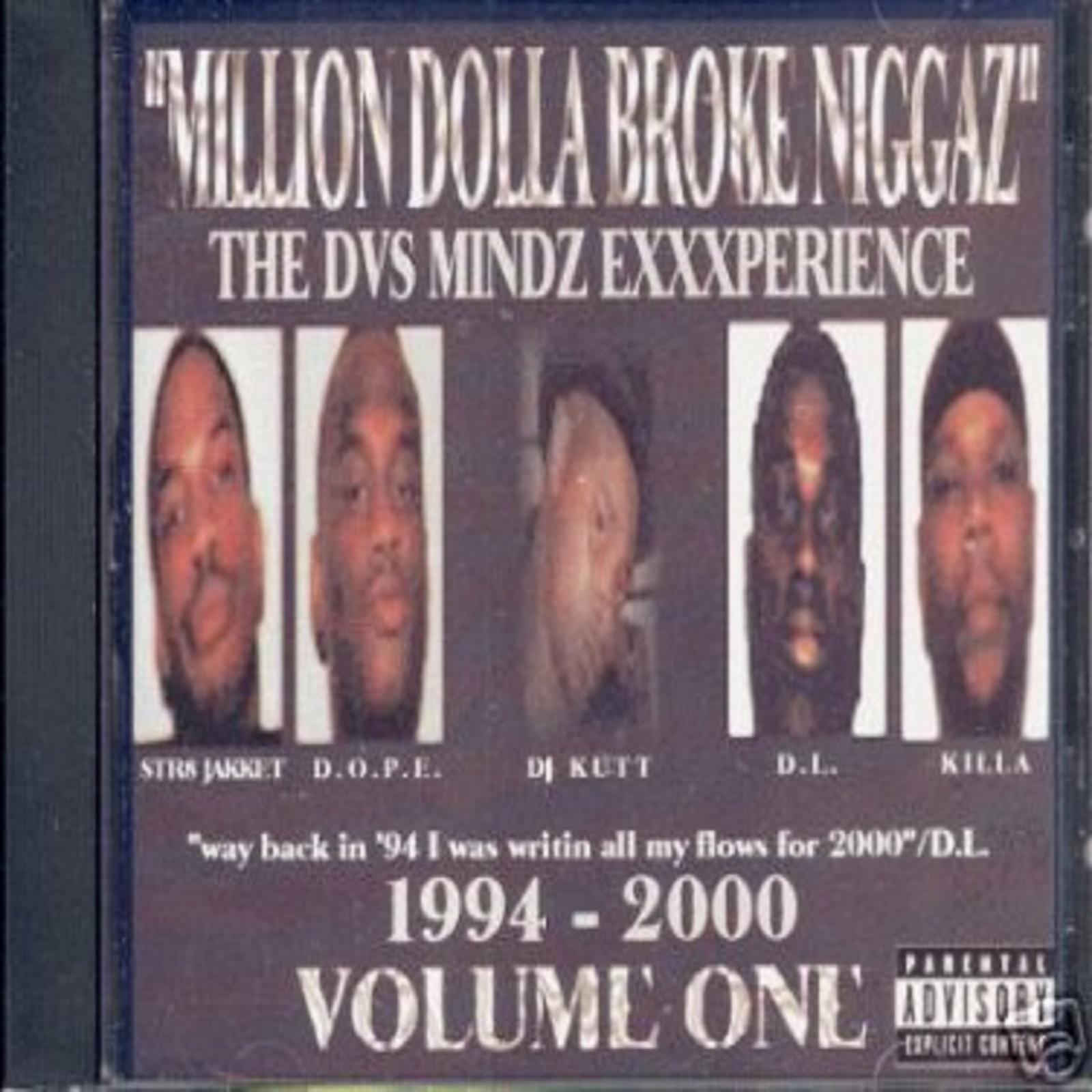Million Dolla Broke Niggaz