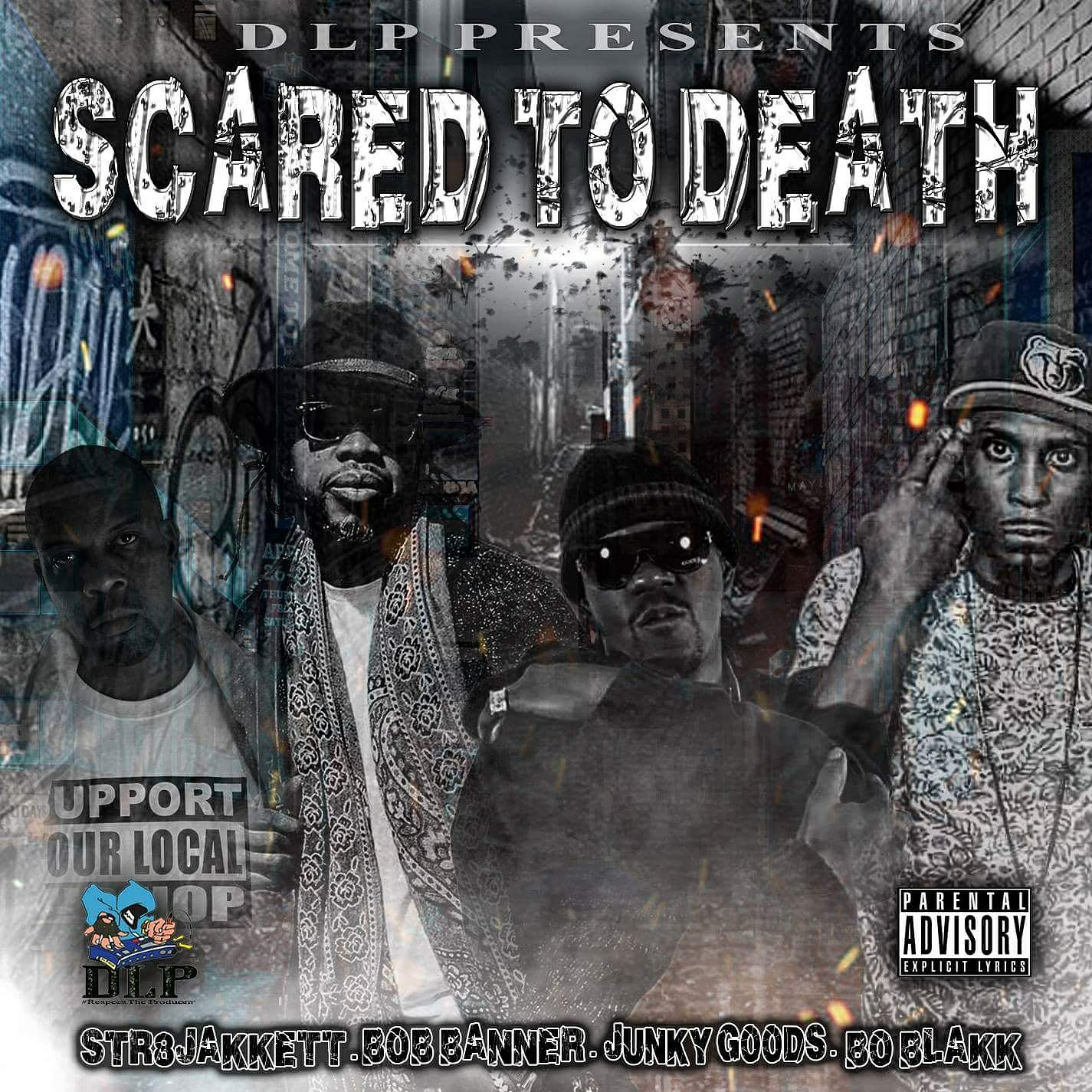 Scared To Death (single)